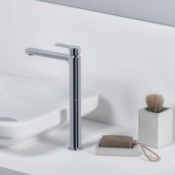 Tab rubinetto miscelatore lavabo canna alta PR37AF201