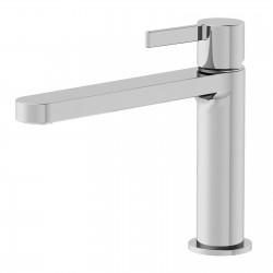 Tie rubinetto miscelatore monocomando lavabo con bocca d'erogazione lunga PR34AA202