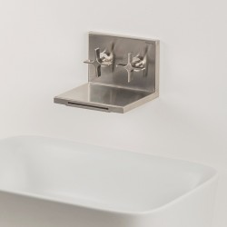 Waterblade rubinetto miscelatore incasso a cascata per lavabo H0BA1013