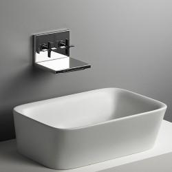 Waterblade rubinetto miscelatore incasso a cascata con bocca d'erogazione lunga per lavabo H0BA1013H1
