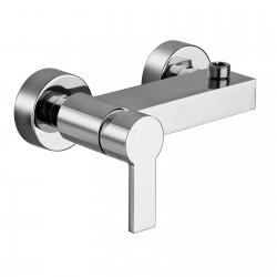 Italia 150 rubinetto miscelatore monocomando esterno per doccia con uscita acqua superiore 35035COL