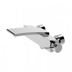 Wings rubinetto miscelatore monocomando per vasca senza accessori AA020S