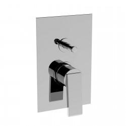 Wings rubinetto incasso doccia con deviatore (AA050 R)