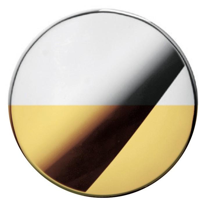 Bicolor cromo/oro